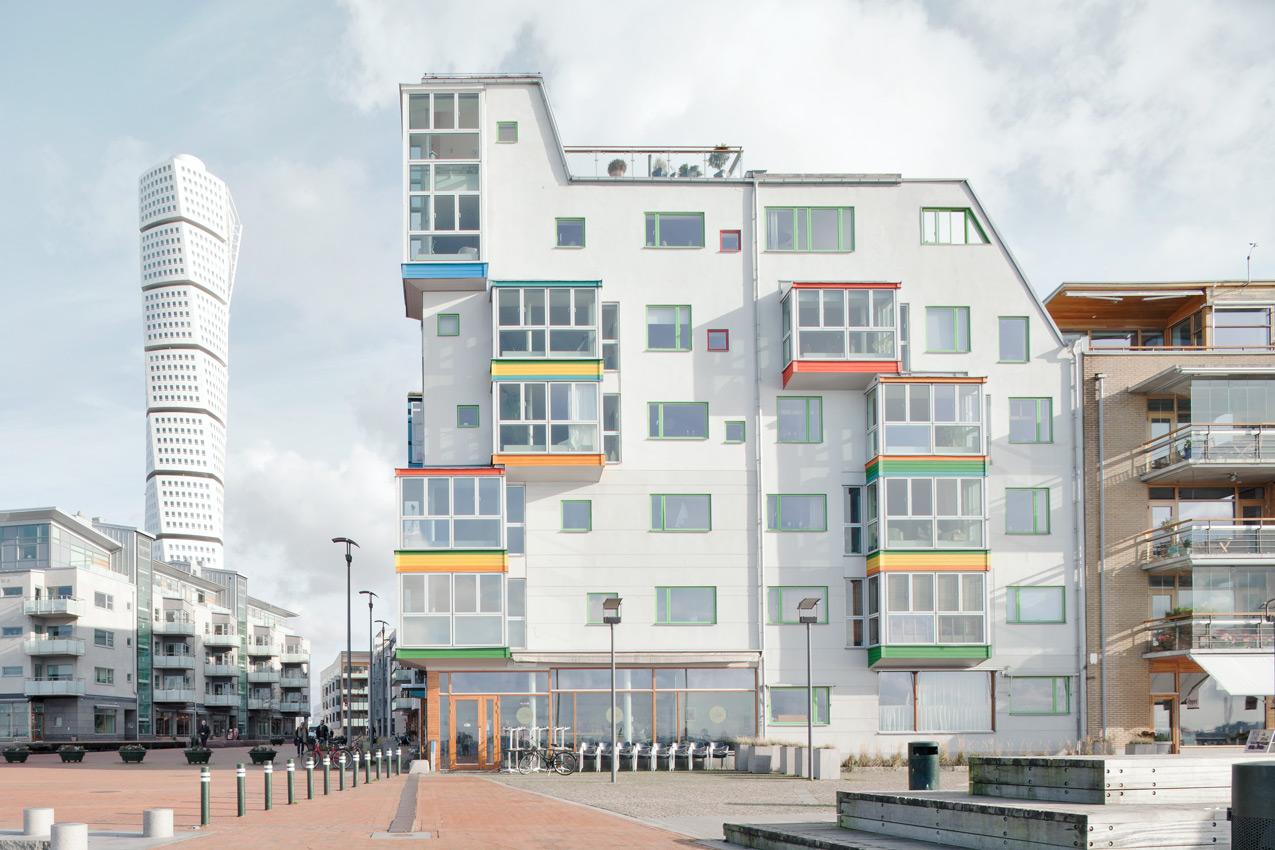 Erskine & Tovatt Arkitektkontor -