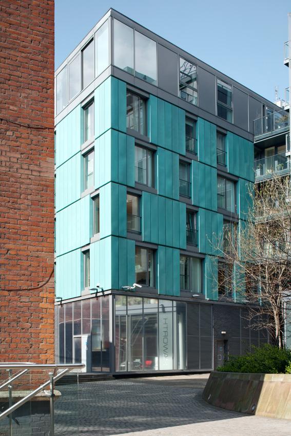Hamiltons Architects -