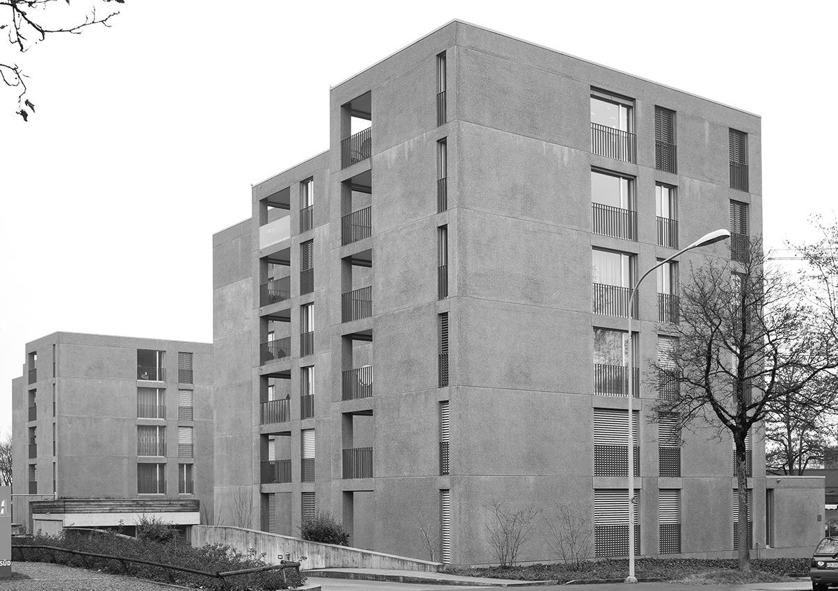 Von Ballmoos Krucker Architekten -
