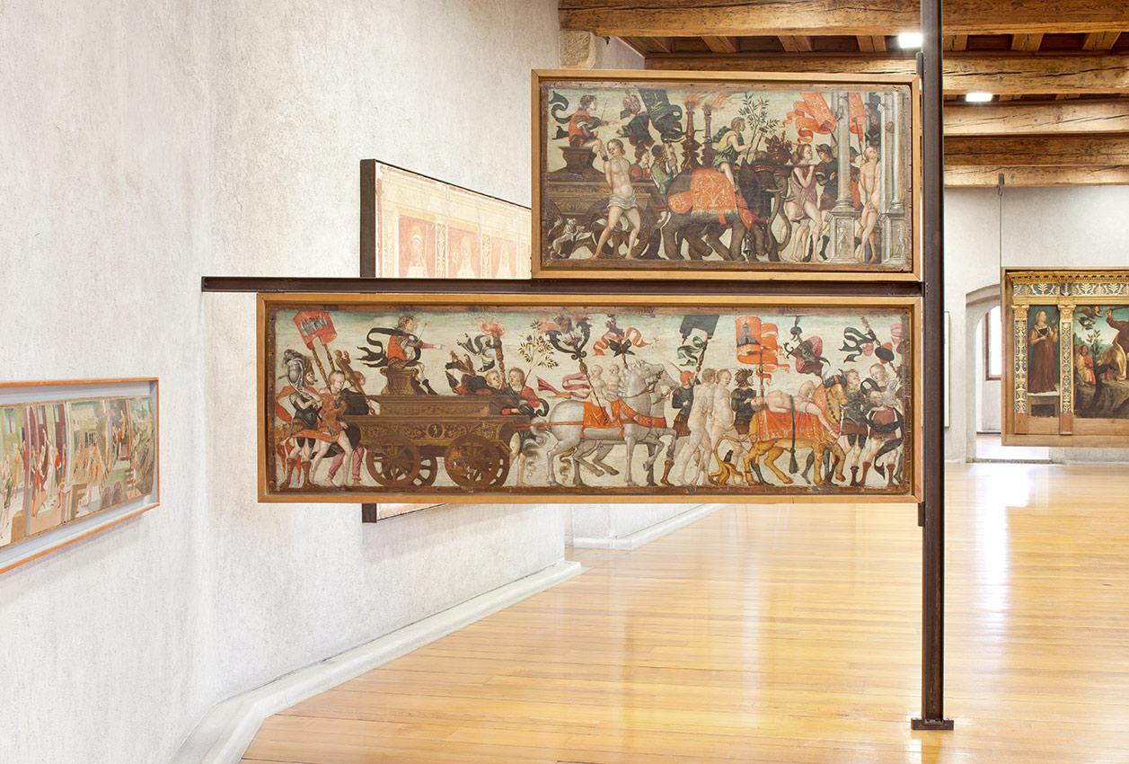Carlo Scarpa - Museo di Castelvecchio