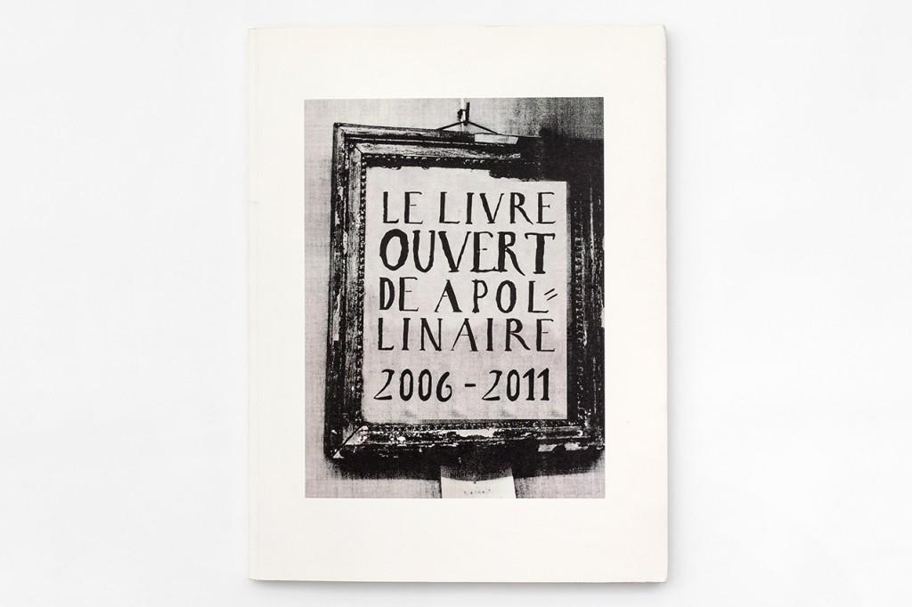 030 Luca Capuano Publications Le Livre Ouvert De Apollinaire
