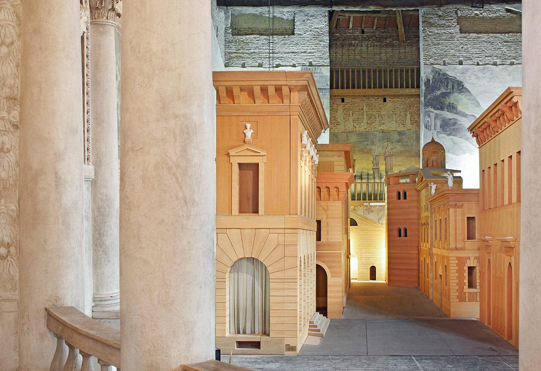 Teatro Olimpico - Sabbioneta