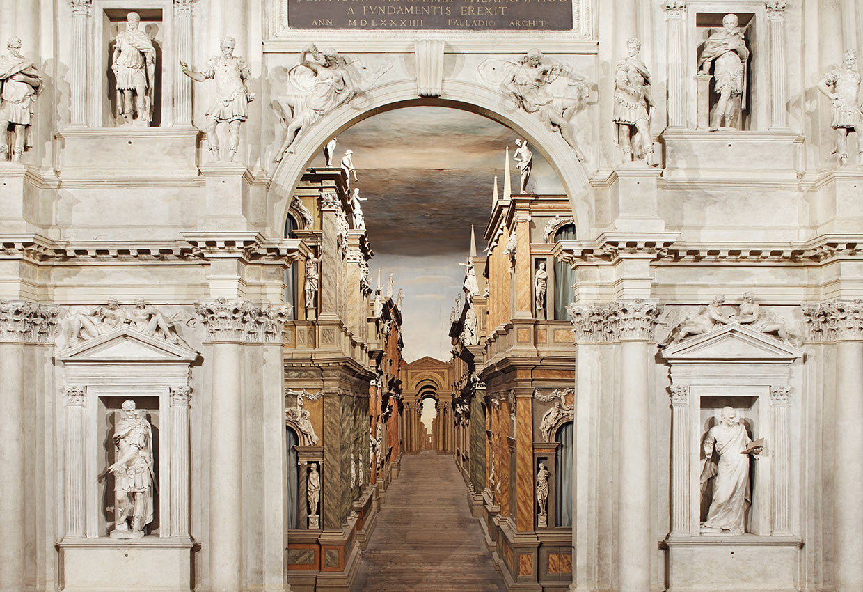Teatro Olimpico - Vicenza