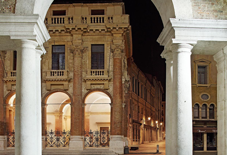 Loggia del Capitano - Vicenza