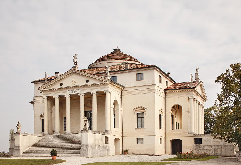 Villa Capra detta La Rotonda - Vicenza