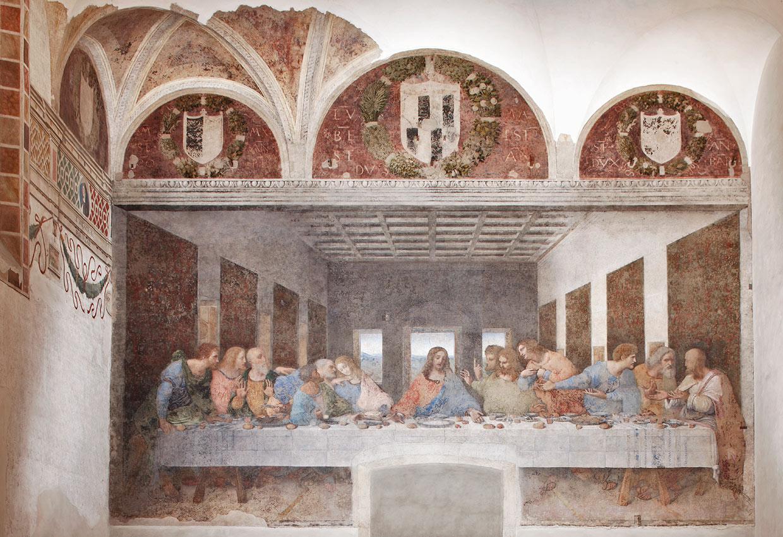 Leonardo da Vinci - Cenacolo - Milano