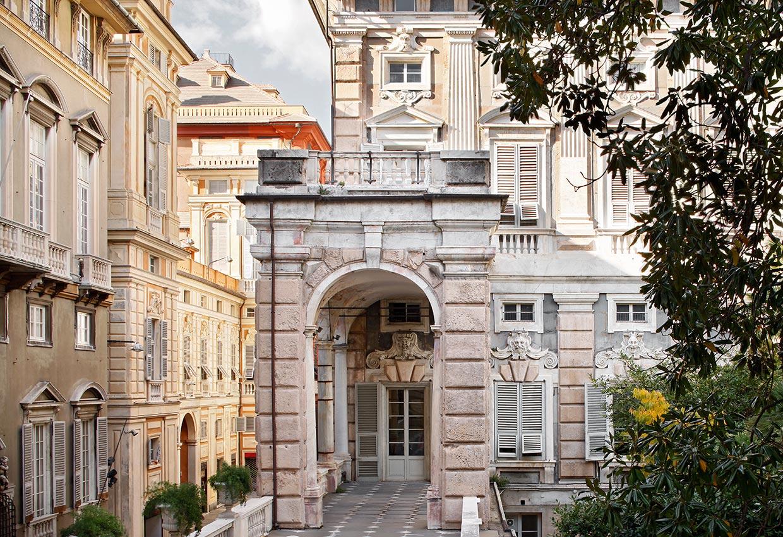 Palazzo Doria Tursi - Genova