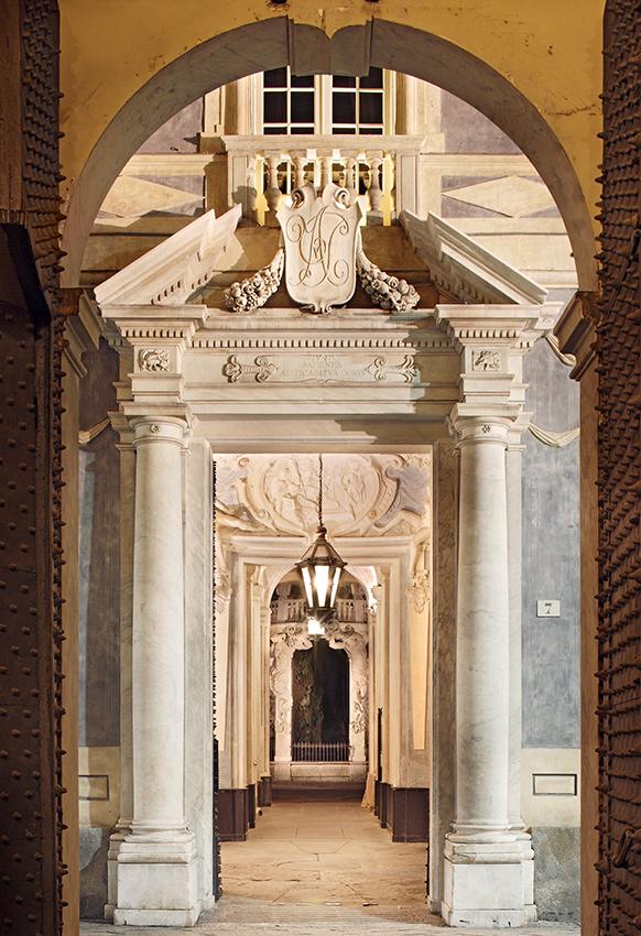 Palazzo Lomellino - Genova