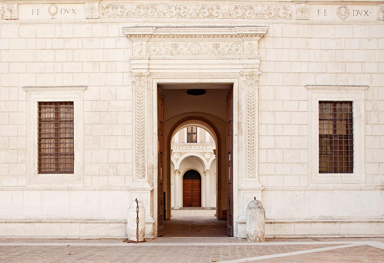Palazzo Ducale - Urbino