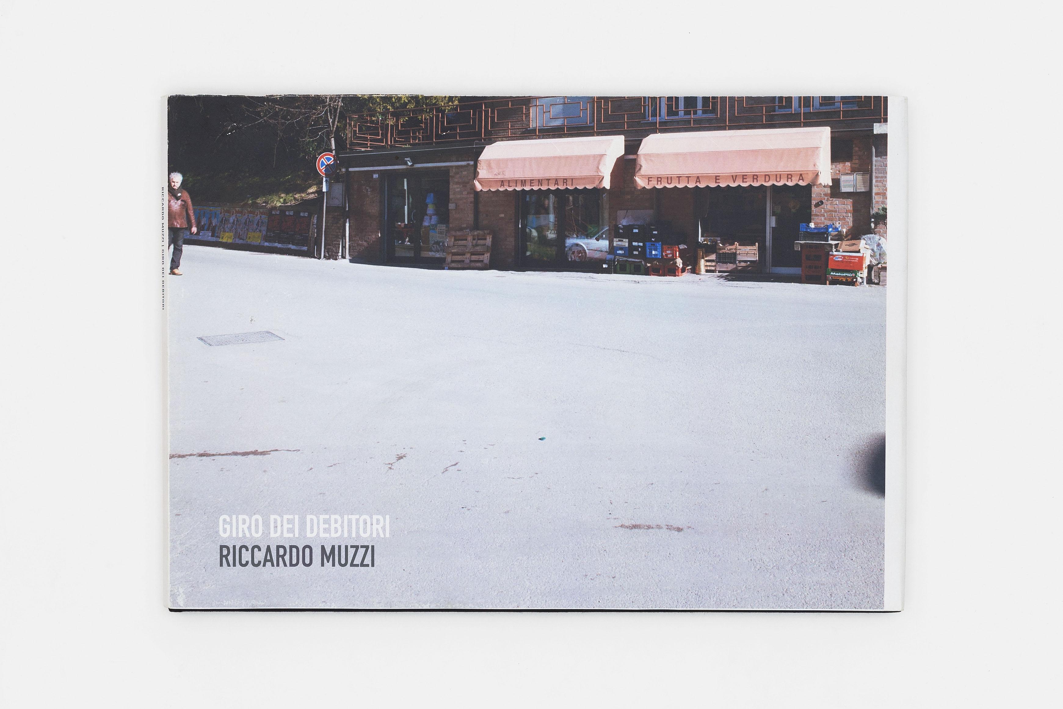 Riccardo Muzzi - Giro Dei Debitori / Esame Biennio Specialistico ISIA