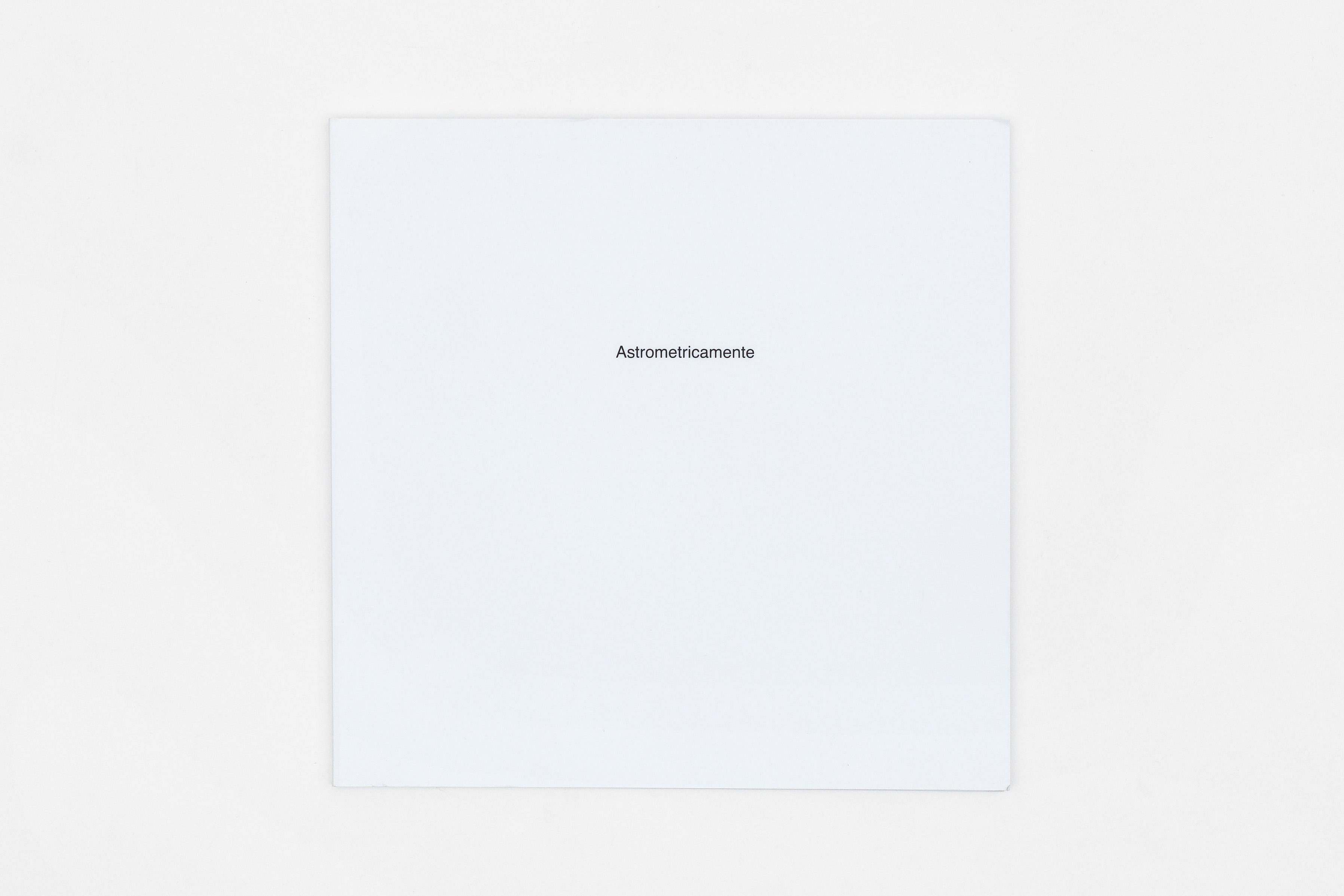 Matteo Collina - Astrometricamente / Esame Triennio ISIA