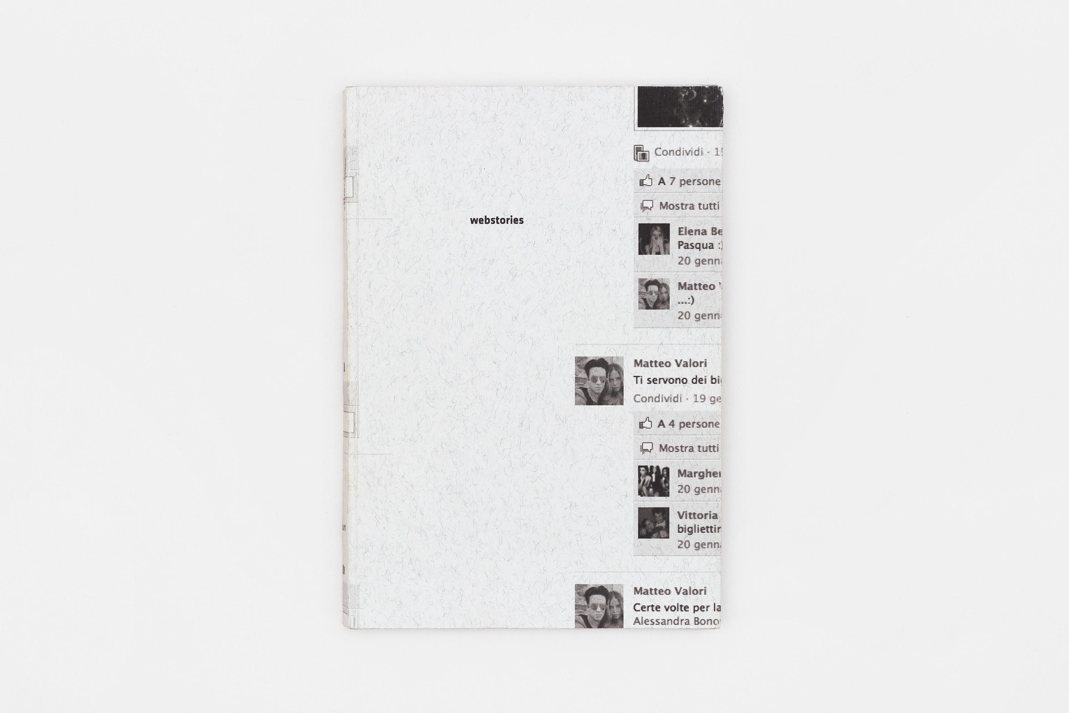 Lorenzo Mazzali - Webstories / Triennio ISIA