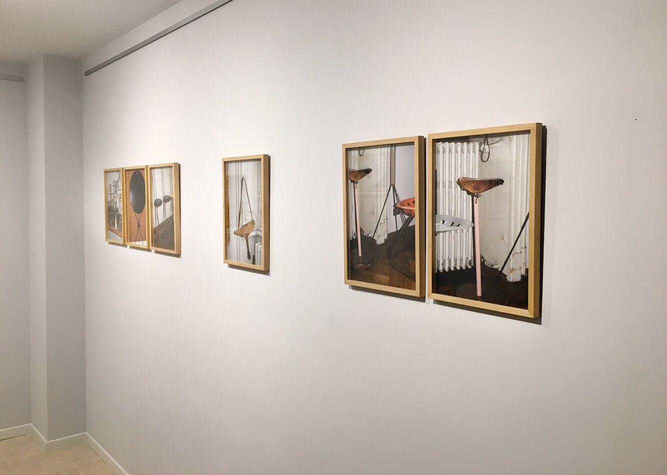 '50/70 Fotografia architettura', Art Gallery37, Torino, 2017