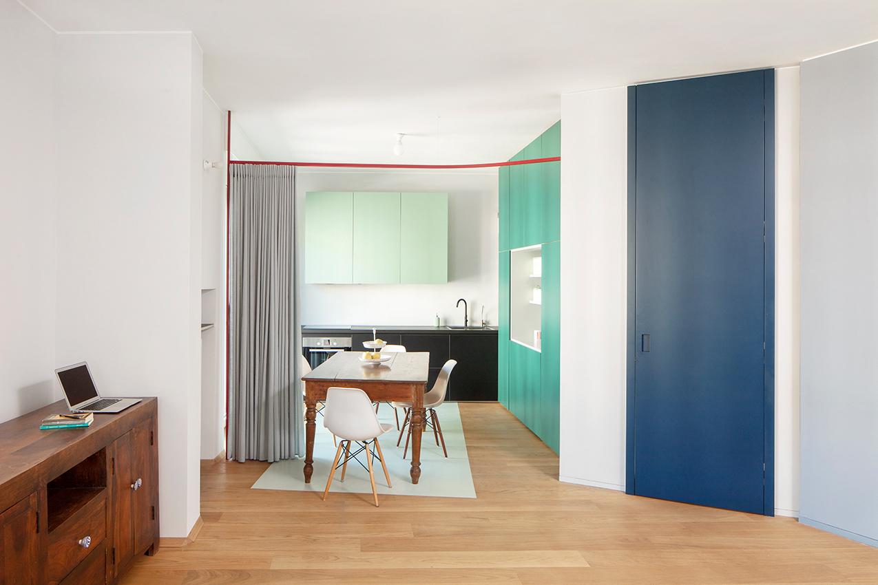 ITCH casa privata Milano