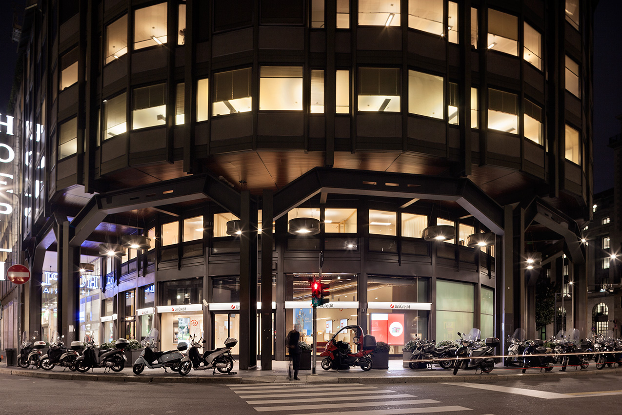 Unicredit sede Milano