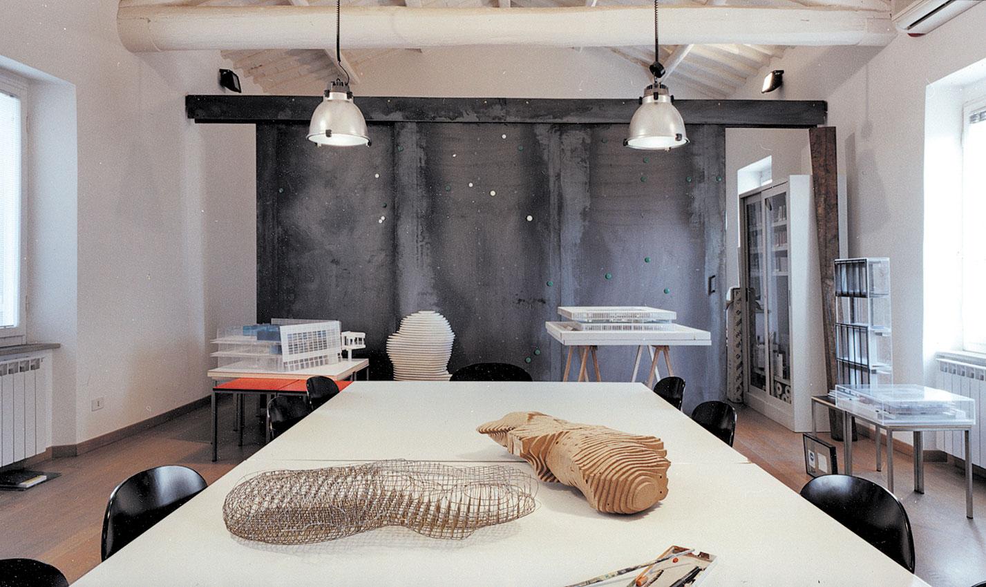 studio Fuksas Roma